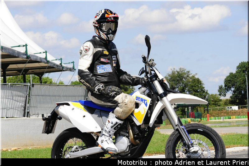 Test de l'Husaberg FS 570 (supermoto) 2010 01112