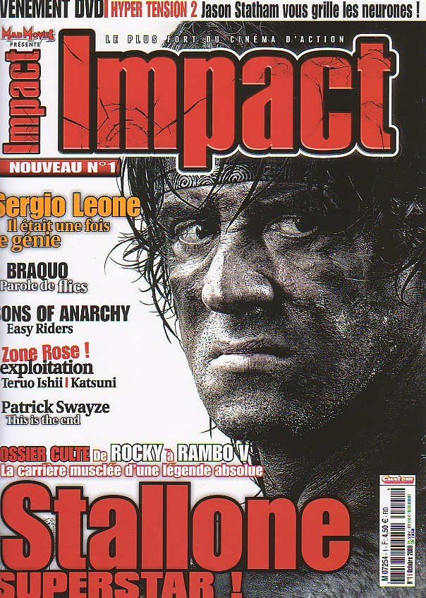 Les livres (Collection slystallone) - Page 6 Impact10