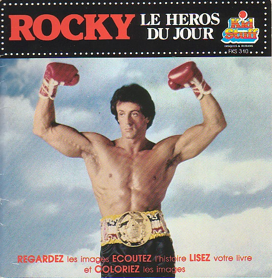 45 Tours. (collection slystallone) - Page 2 Rocky_21
