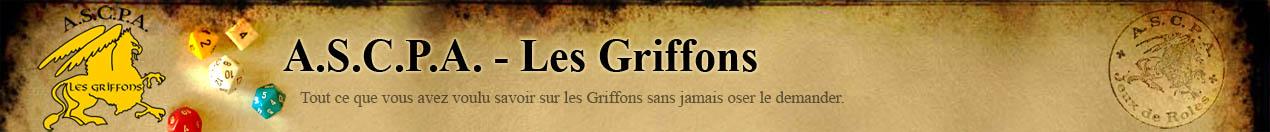 ASCPA-Les Griffons