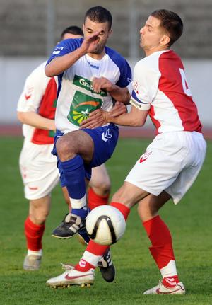 [Coupe d'Alsace] FC Mulhouse /Saint Louis 20090410