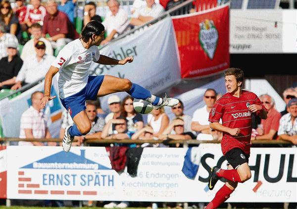 [Amical] FC Mulhouse / SC Freiburg Castil17