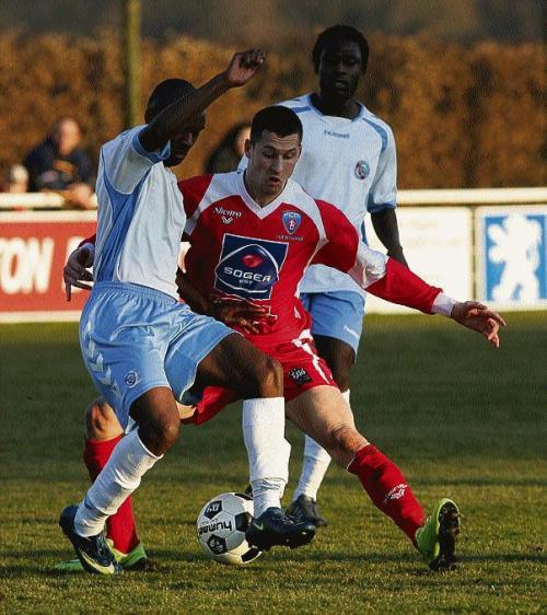 [CFA] RC Strasbourg 2 / FC Mulhouse - Page 2 Regnie10