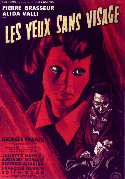 Les yeux sans visage (1960, Georges Franju) Leyeux10
