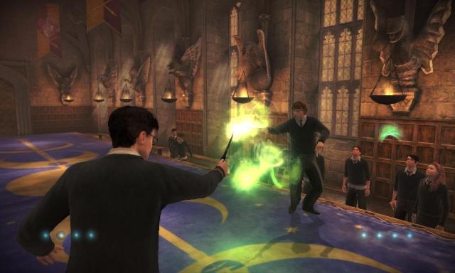 Démos jouables : Harry Potter et Trine 02266710