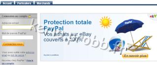 Phishing Paypal en cours ! Papayp11