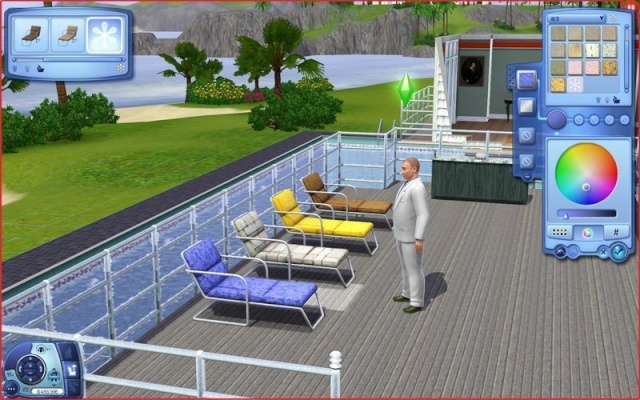 Jeu : Les Sims 3 un nouveau correctif est proposé Sims3n10
