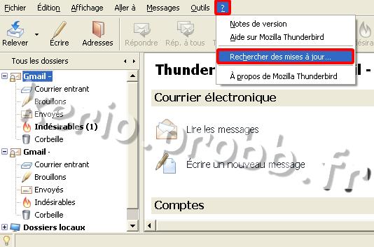 Thunderbird 2.0.0.2 : nouvelle version de sécurité Thun10