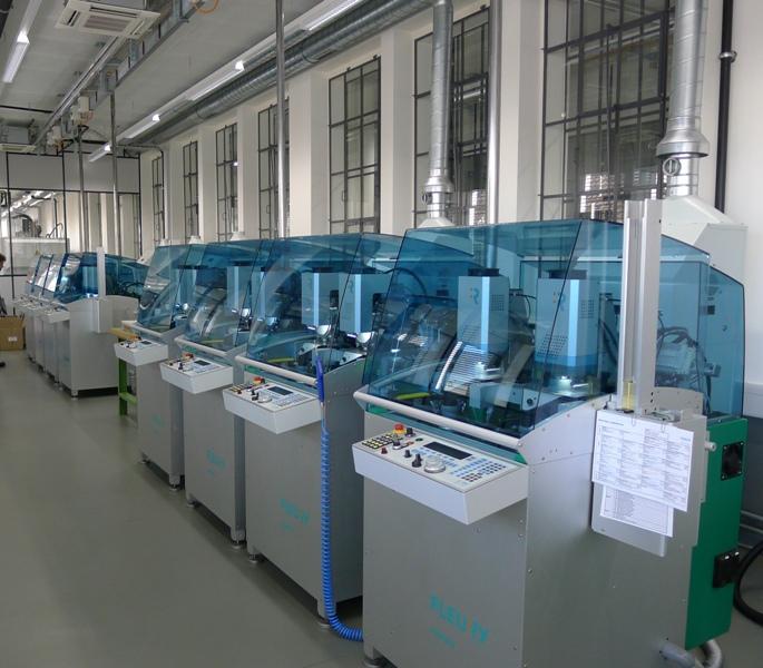 Compte rendu de la visite de la manufacture Zénith  P1040214
