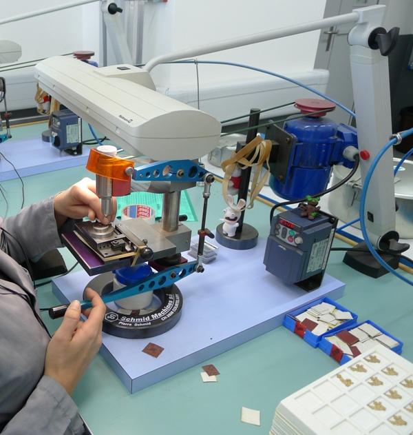 Compte rendu de la visite de la manufacture Zénith  P1040215