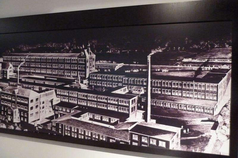 Compte rendu de la visite de la manufacture Zénith  P1070410