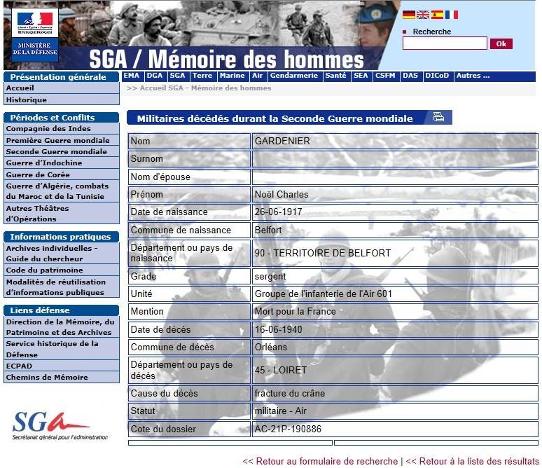 601ème & 602ème Groupe d'Infanterie de l'Air : Paras 1935-40 Garden10