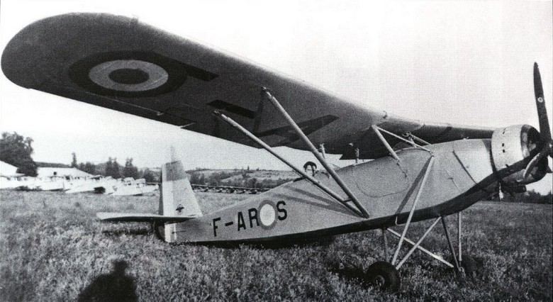 "Aviation Populaire - Salmson D6 ""Cri-cri"" Salmso11"
