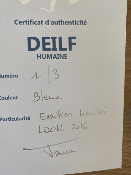 [VDS] Depths dolls : Deilf humaine bleue LE 2f9c3610