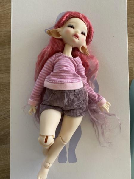 [VDS] Depths dolls : Deilf humaine bleue LE 80bf7610