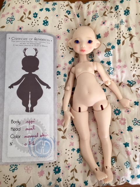 [v] Meël Dust of dolls / Momonita cocoa / Lati Ari tan  Img_4214