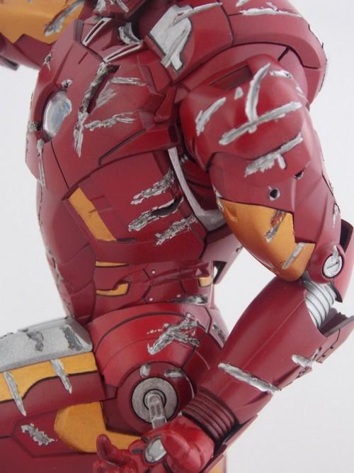 Iron Man Battle Damaged by Jonas Dscn1222