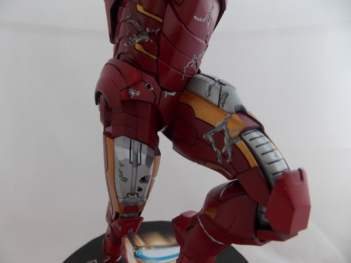 Iron Man Battle Damaged by Jonas Dscn1227