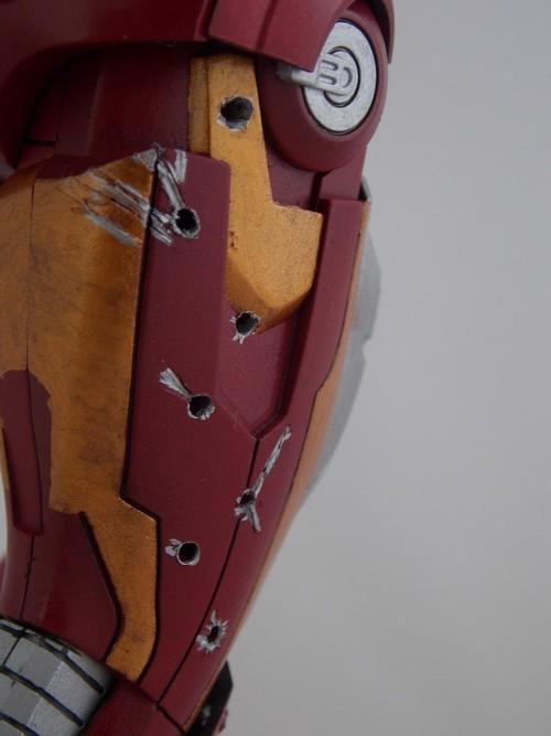 Iron Man Battle Damaged by Jonas Dscn1228