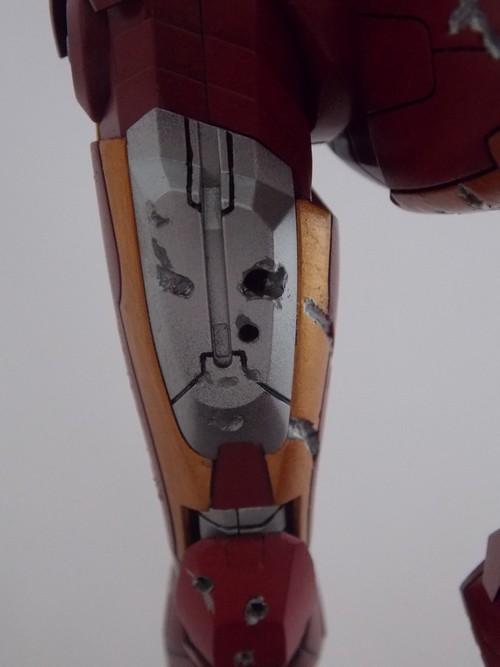Iron Man Battle Damaged by Jonas Dscn1230
