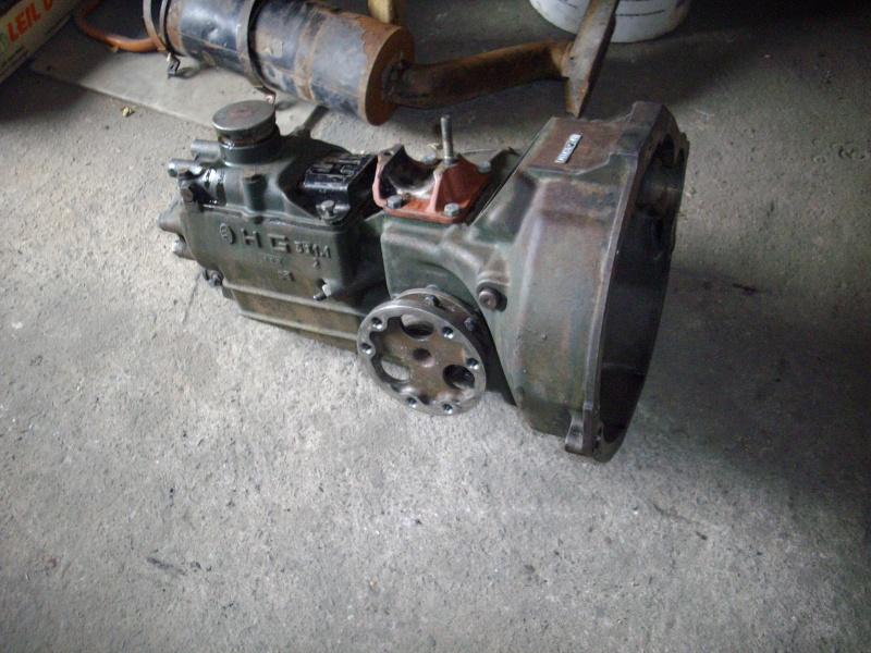 remise à niveau HY: changement moteur et réfection plateau Dapa_122