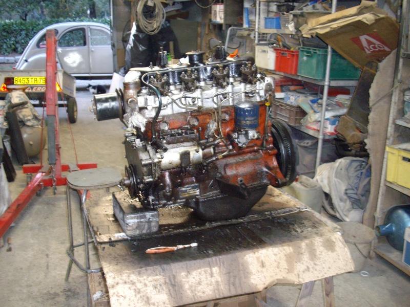 remise à niveau HY: changement moteur et réfection plateau Dapa_124