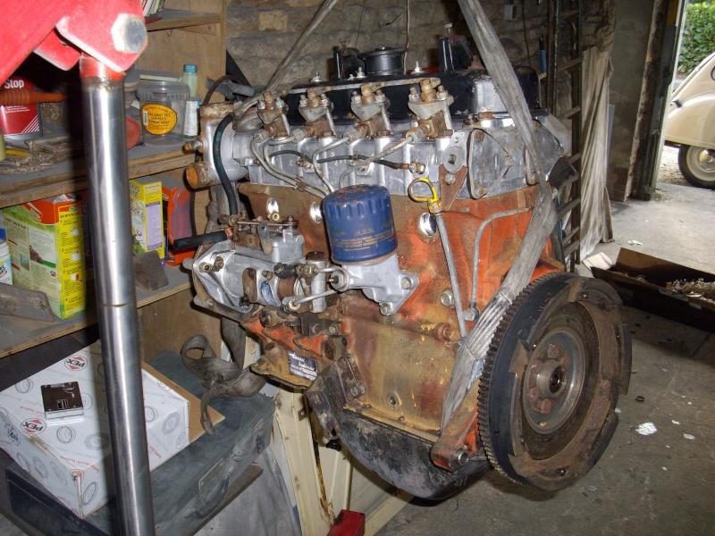 remise à niveau HY: changement moteur et réfection plateau Dapa_125