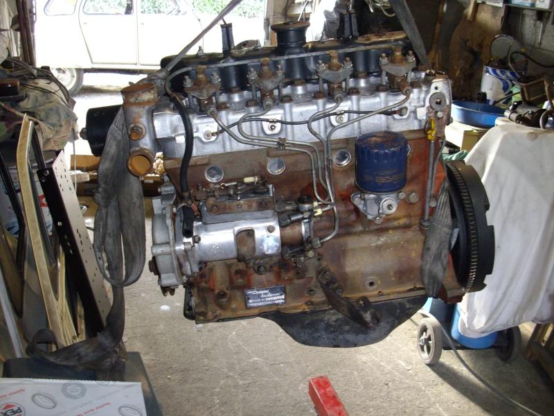 remise à niveau HY: changement moteur et réfection plateau Dapa_126