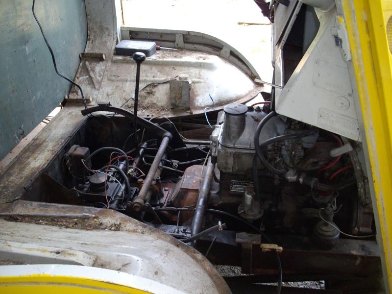 remise à niveau HY: changement moteur et réfection plateau Dapa_139