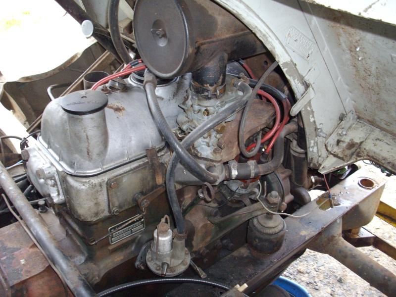 remise à niveau HY: changement moteur et réfection plateau Dapa_140