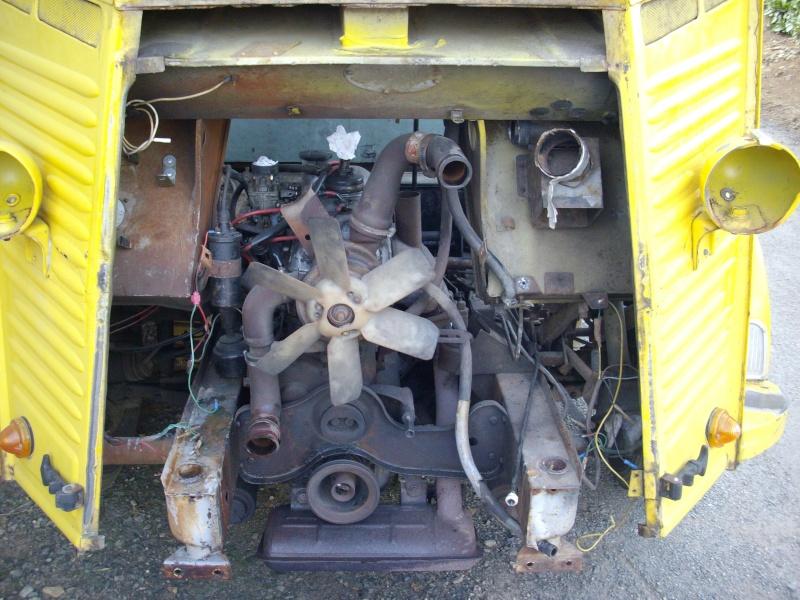 remise à niveau HY: changement moteur et réfection plateau Dapa_145