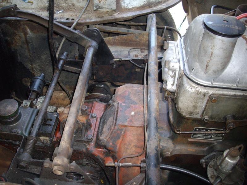 remise à niveau HY: changement moteur et réfection plateau Dapa_147