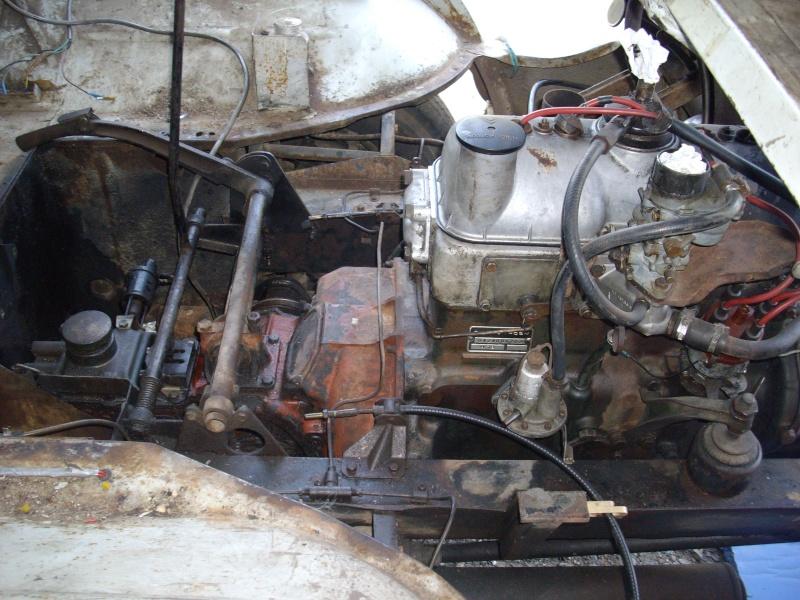 remise à niveau HY: changement moteur et réfection plateau Dapa_148