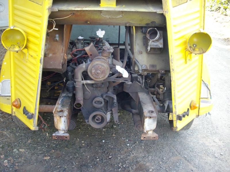 remise à niveau HY: changement moteur et réfection plateau Dapa_149