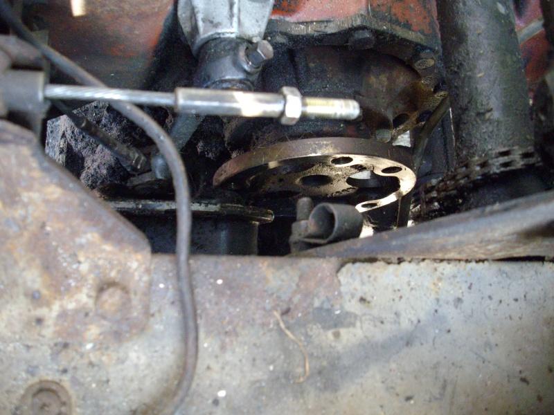 remise à niveau HY: changement moteur et réfection plateau Dapa_150