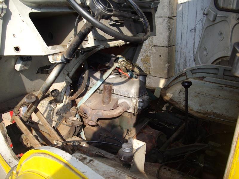 remise à niveau HY: changement moteur et réfection plateau Dapa_152