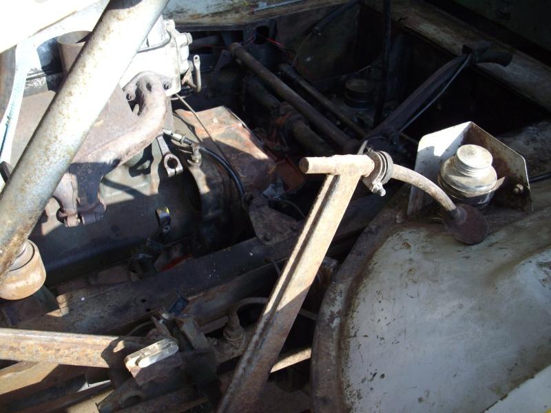 remise à niveau HY: changement moteur et réfection plateau Dapa_155