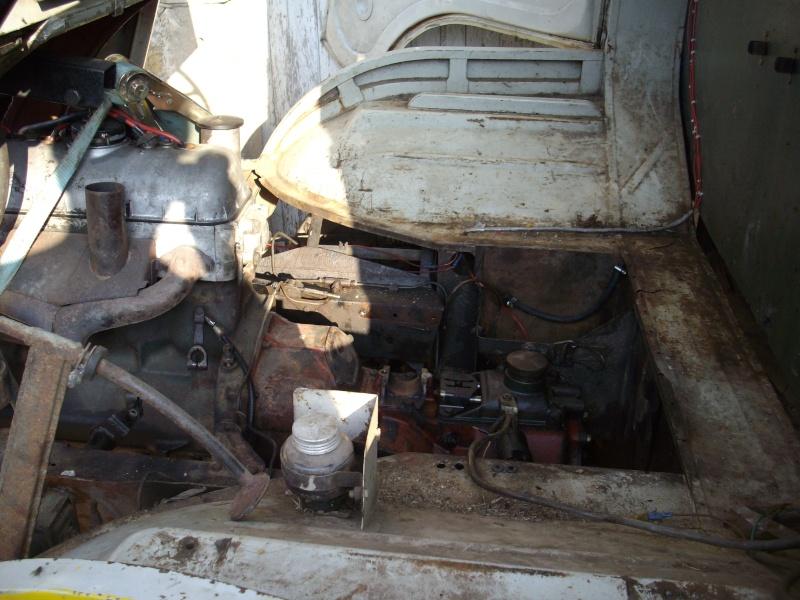 remise à niveau HY: changement moteur et réfection plateau Dapa_156