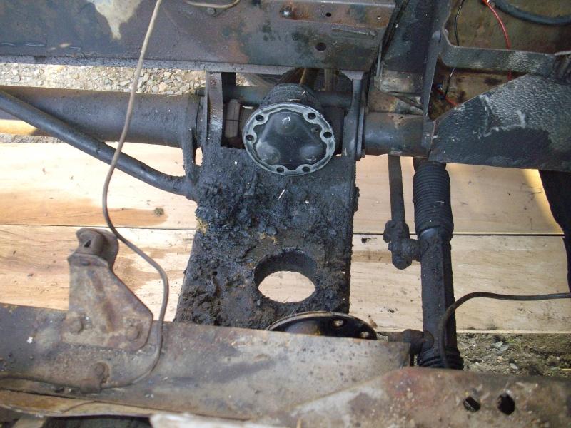 remise à niveau HY: changement moteur et réfection plateau Dapa_159