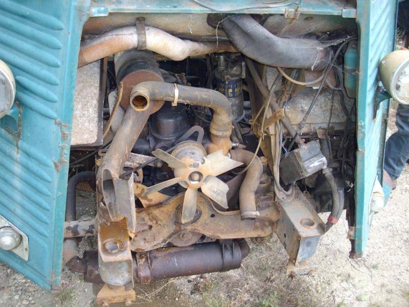 remise à niveau HY: changement moteur et réfection plateau Imgp3510