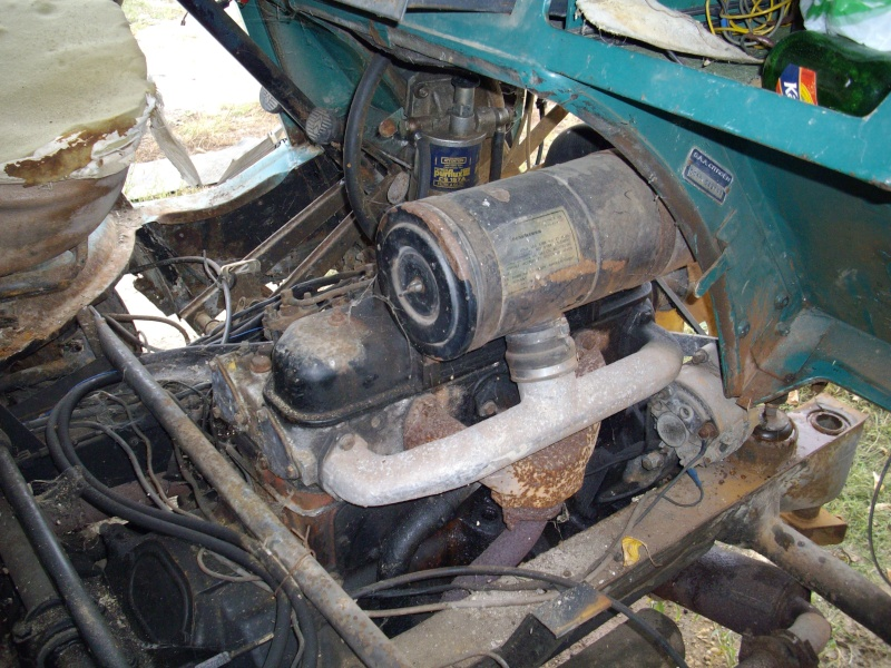 remise à niveau HY: changement moteur et réfection plateau Imgp3511
