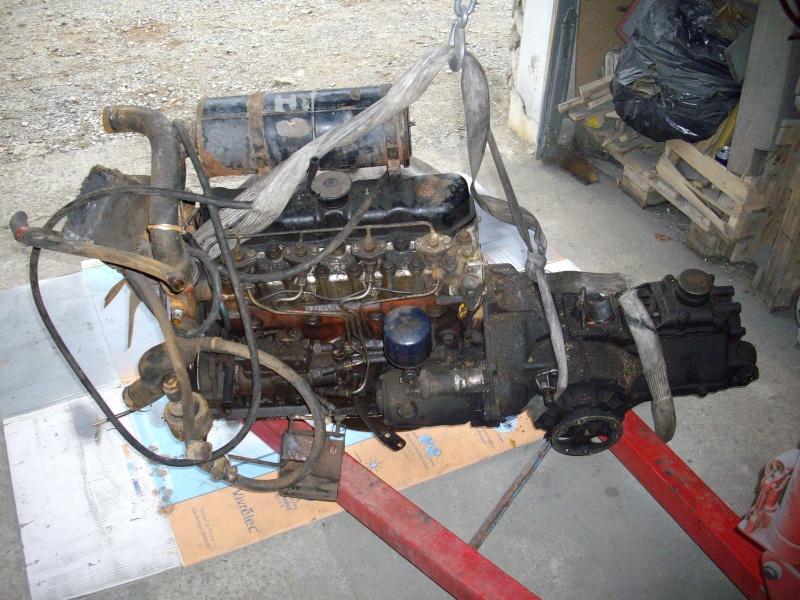remise à niveau HY: changement moteur et réfection plateau Imgp3519