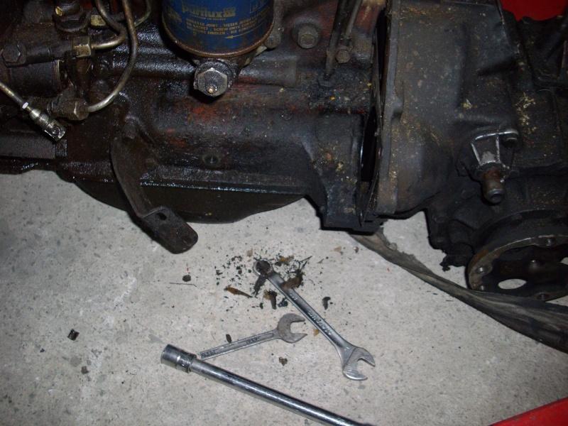 remise à niveau HY: changement moteur et réfection plateau Imgp3522