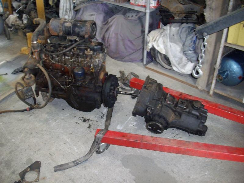remise à niveau HY: changement moteur et réfection plateau Imgp3524