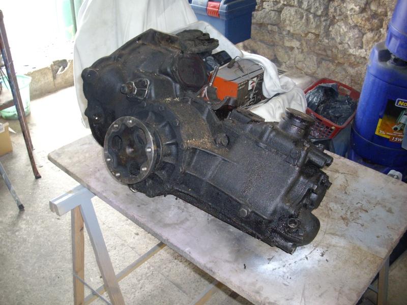 remise à niveau HY: changement moteur et réfection plateau Imgp3525