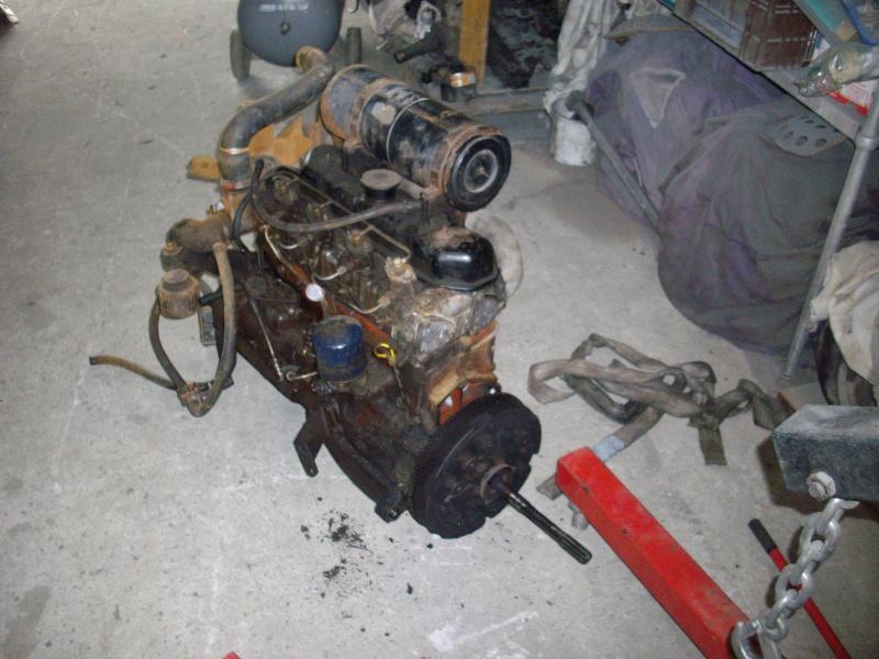 remise à niveau HY: changement moteur et réfection plateau Imgp3528