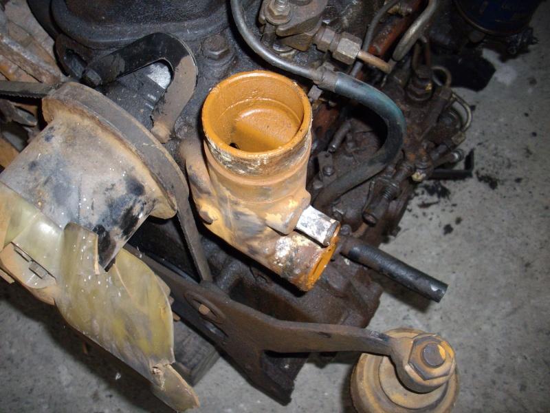 remise à niveau HY: changement moteur et réfection plateau Imgp3529