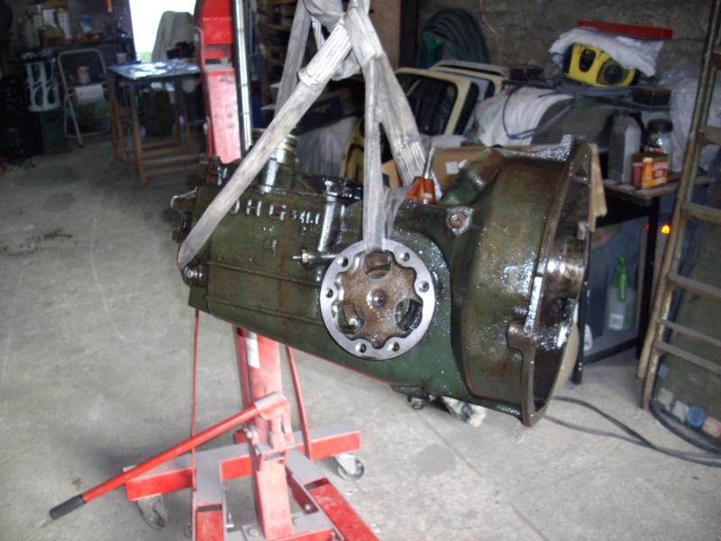 remise à niveau HY: changement moteur et réfection plateau Imgp3538