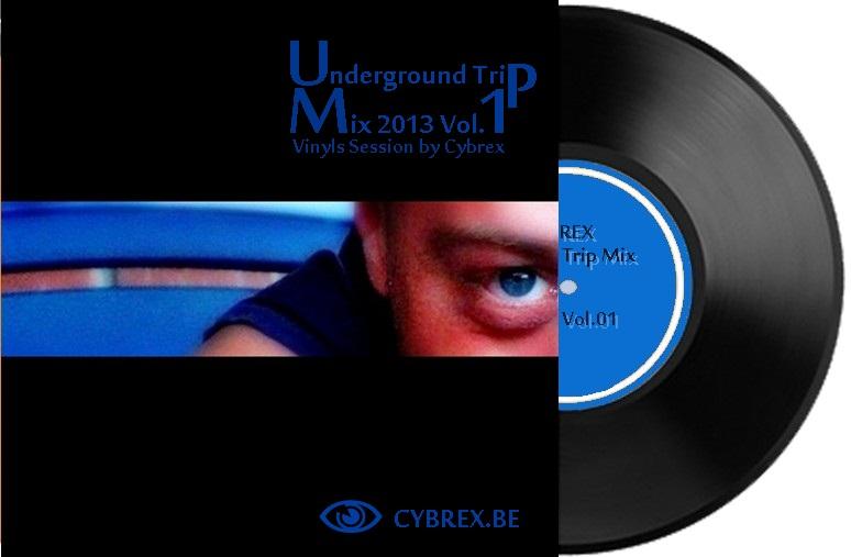 [TECH-HOUSE] Cybrex - Underground Trip Mix Vol. 01 (2013) Cybrex12