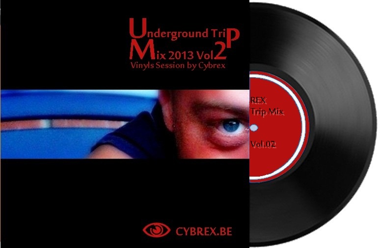 [TECH-HOUSE] CYBREX - Underground Trip Mix Vol. 02 (2013) Cybrex13